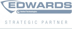 EDWARDS Authorized Strategic Partner Logo, Color